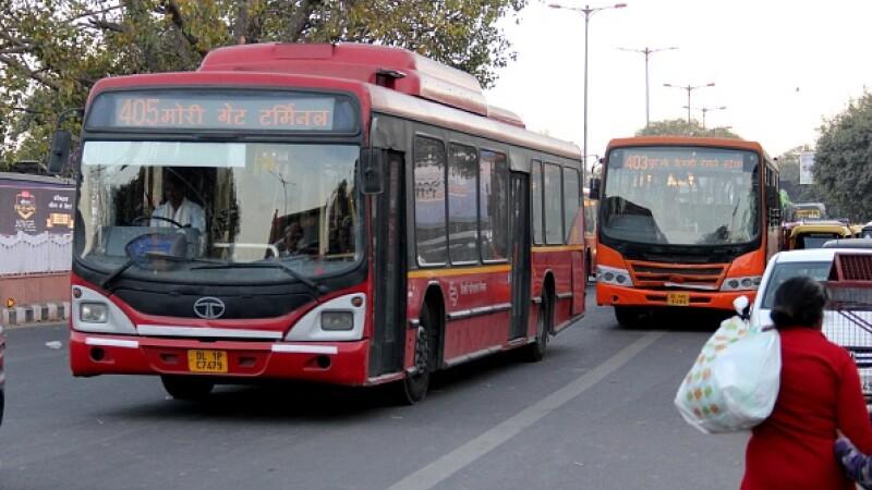 autobuz india