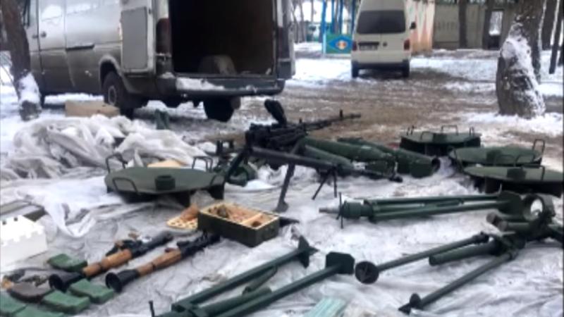 arme ucraina