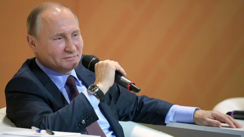 Vladimir Putin susţine că urmează ultimul său mandat în fruntea Rusiei