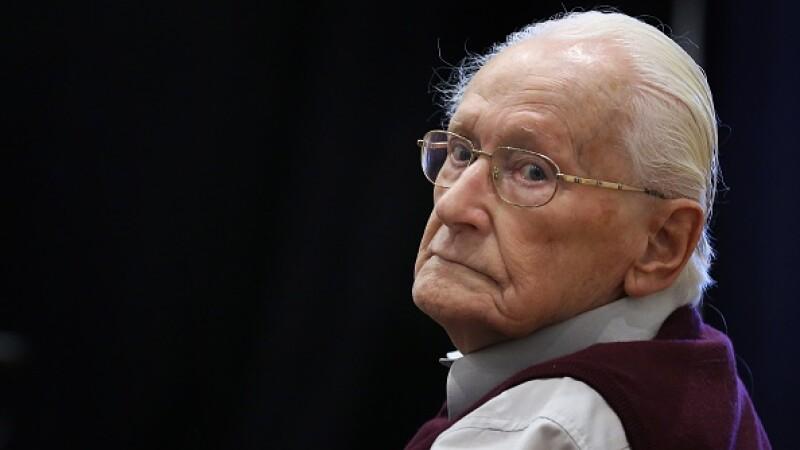 """""""Contabilul de la Auschwitz"""" a murit la vârsta de 96 de ani, înainte de a-și ispăși pedeapsa"""