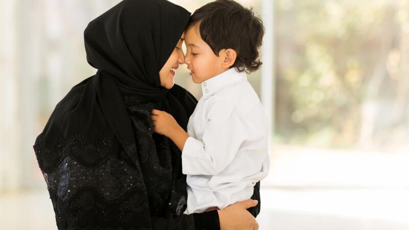 Mama arabia saudita