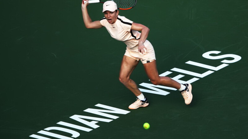 Simona Halep, Indian Wells 2018