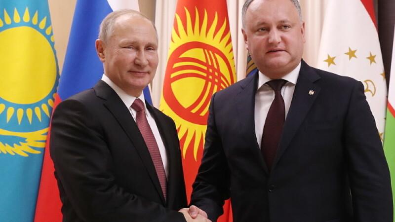 Președintele Moldovei cere demisia Guvernului pentru organizarea de alegeri anticipate
