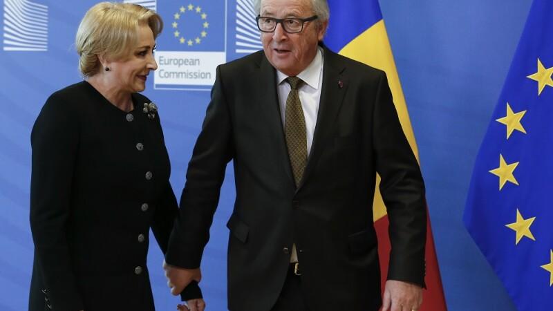 Preşedintele Comisiei Europene: Nu am sentimentul că e totul în regulă în România