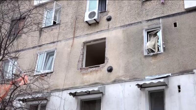 Explozie la Buzau