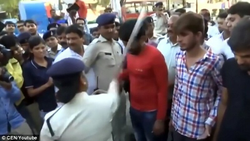 Parada rusinii in India