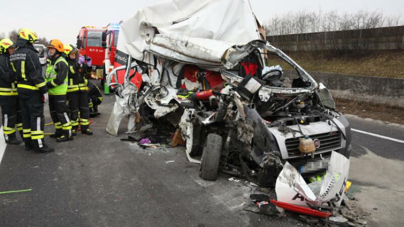 Romn mort accident Austria