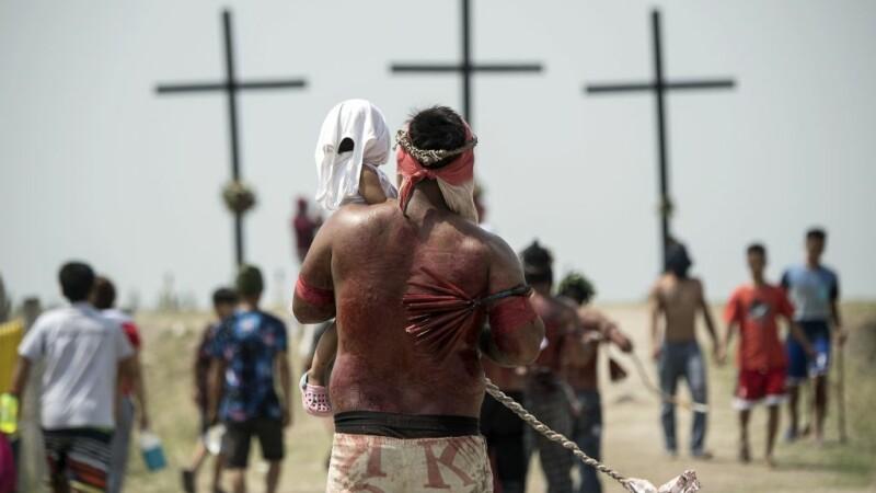 Crucificari in Filipine