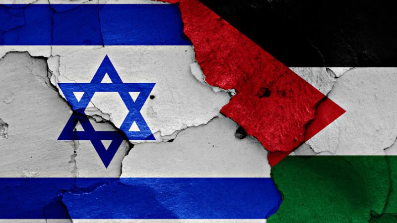 isarel palestina