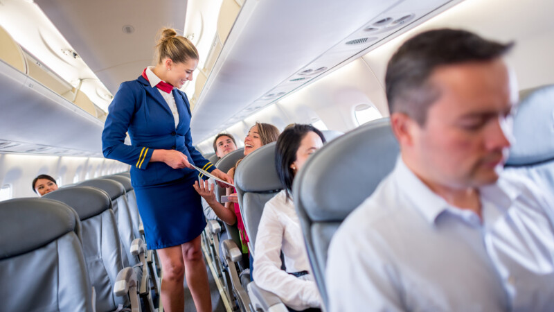 Stewardese