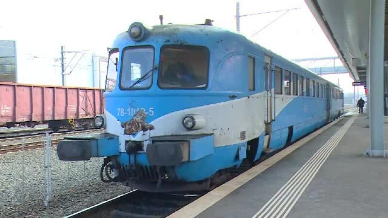 6 cabluri de dirijare a traficului feroviar au fost tăiate, pentru a fi furate. Anunțul CFR