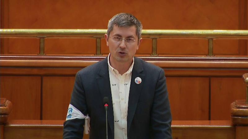 """Președintele USR: """"Liviu Dragnea nu mai are majoritate la Camera Deputaţilor"""""""