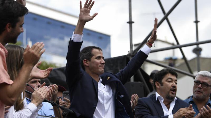Juan Guaido riscă să ajungă la închisoare. De ce e acuzat liderul opoziției din Venezuela