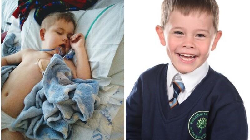 copil bolnav leucemie