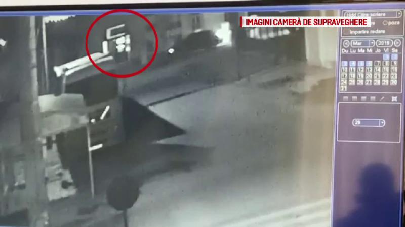 bancomat aruncat în aer în Brăila