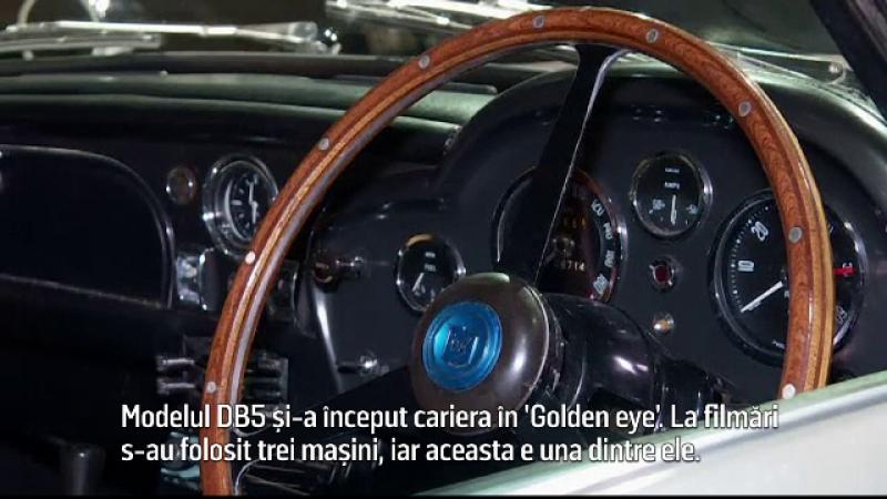 masina James Bond
