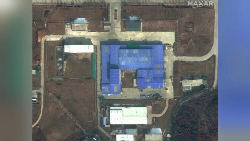 Imagini din complexul nuclear în care Kim Jong-un ar efectua din nou teste cu rachetă