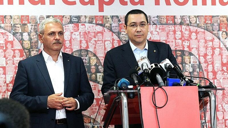 Ponta: Dacă reuşeşte PSD să scape de Dragnea şi toată gaşca, e natural să colaborăm