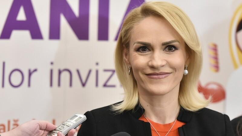 Gabriela Firea, primarul general al Capitalei