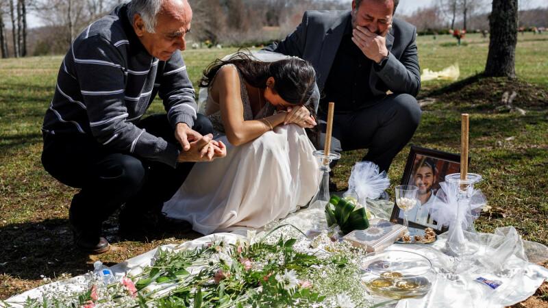 Decizia dureroasă luată de o tânără. Iubitul ei a fost ucis pentru un Xbox înainte de nuntă