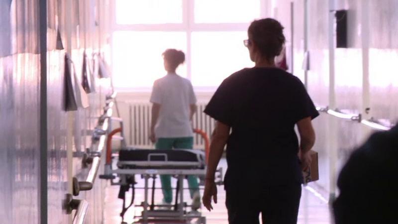 Ancheta la spitalul din Slatina