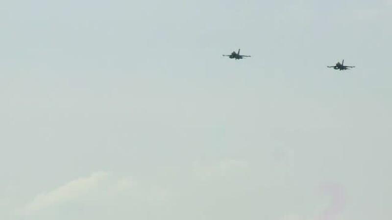 avioane f-16 multiroll