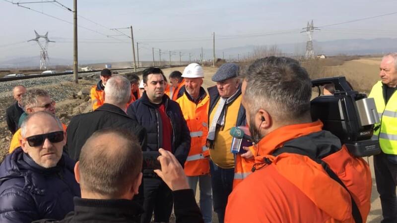 """Ce făcea ministrul Transporturilor când România striga #șîeu: """"Am înțeles mesajul"""""""