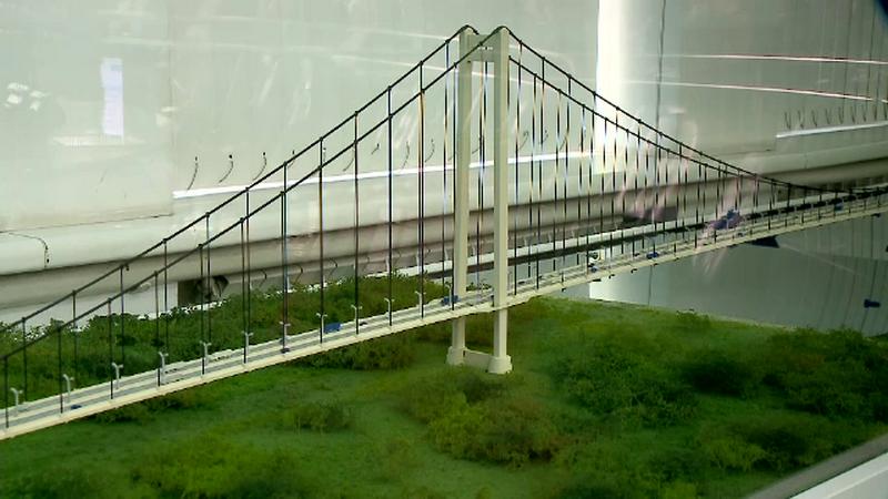 Au început lucrarile la podul de la Măcin