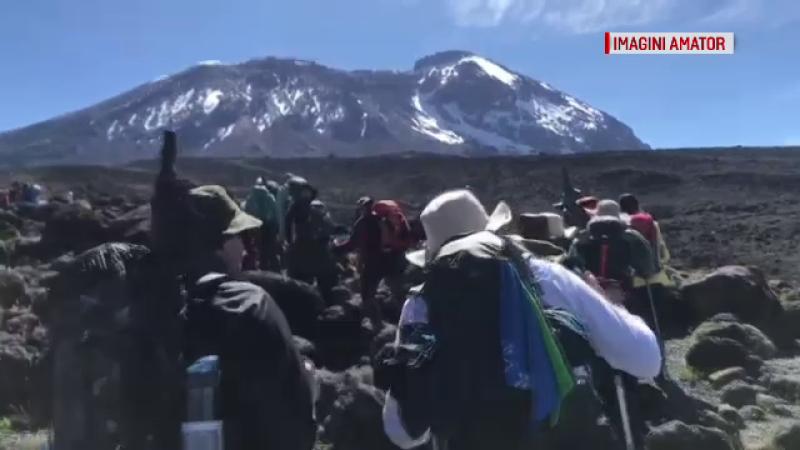expediție Kilimanjaro