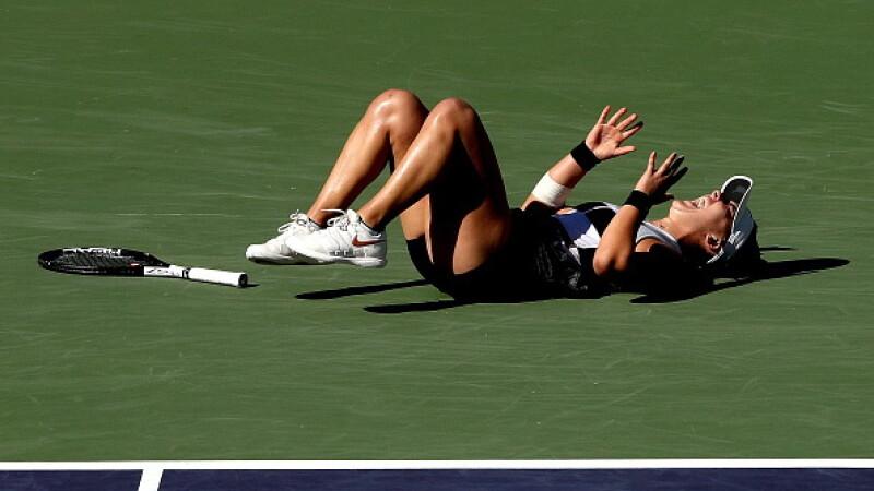 Halep i-a prezis un viitor strălucit Biancăi Andreescu, câștigătoarea Indian Wells