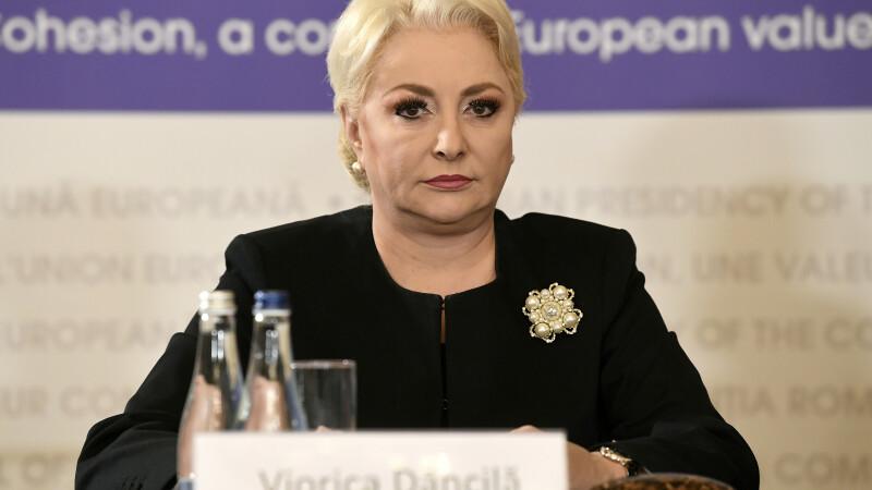 Dăncilă: Cred că am fost cel mai atacat prim-ministru de după 1989