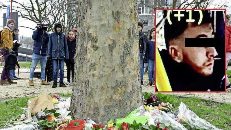 Scrisoarea găsită în mașina atacatorului din Utrecht. Anunțul poliției