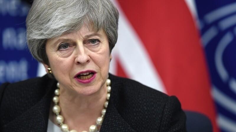 Theresa May - 3