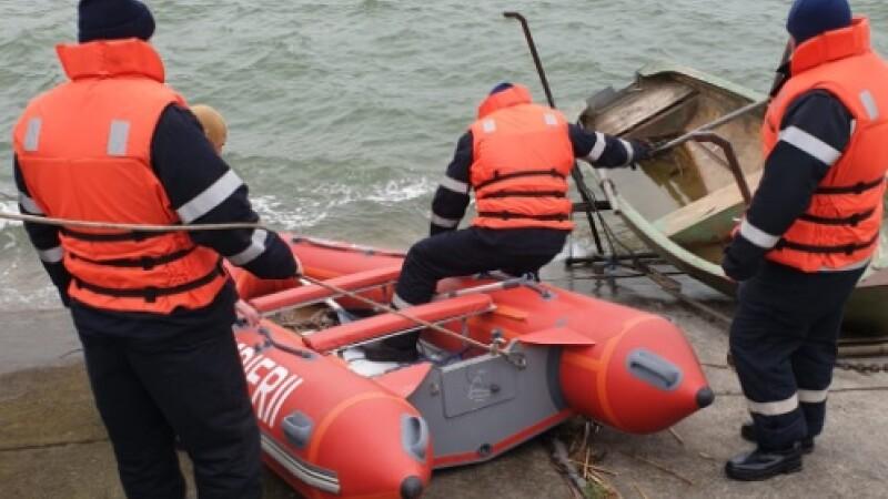 O femeie din Suceava, găsită moartă în râul Siret.