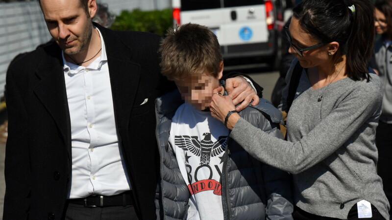 """Mărturia elevului-erou din """"autobuzul groazei"""" din Italia. Cum a alertat poliţia"""