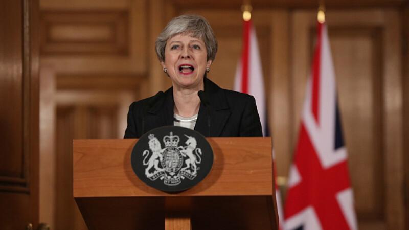 May a dat vina pe parlamentari pentru eşecul nerespectării termenului de BREXIT