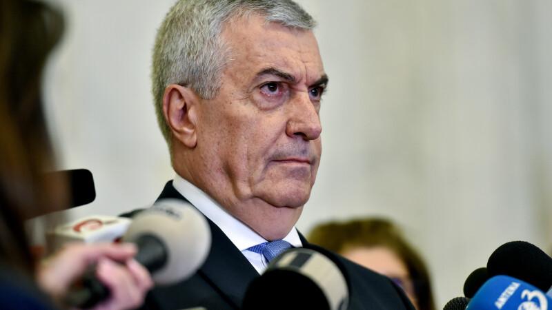 """Tăriceanu: """"ALDE nu va onora invitația lansată de președintele Klaus Iohannis"""""""