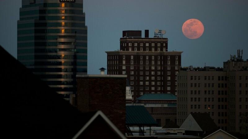 Cum s-a văzut ultima super lună din 2019. Fenomenul se va repeta peste 125 ani - 3