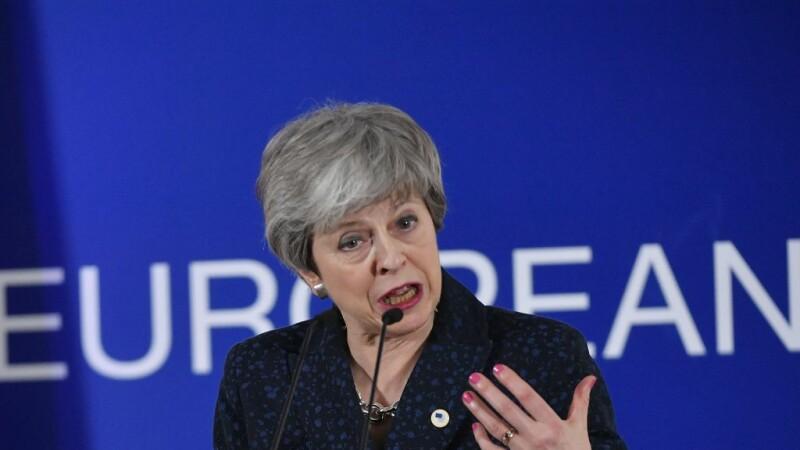 BREXIT-ul va fi amânat. UE a oferit Marii Britanii două variante, Theresa May a acceptat