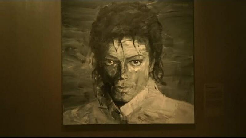 Expoziție cu opere de artă dedicate lui Michael Jackson, inaugurată la un muzeu din Germania