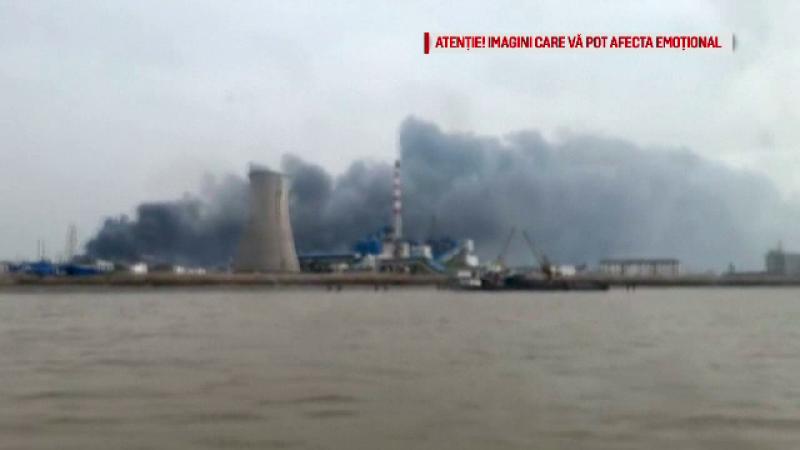Explozie chimică în China. Cel puțin 47 de oameni au murit