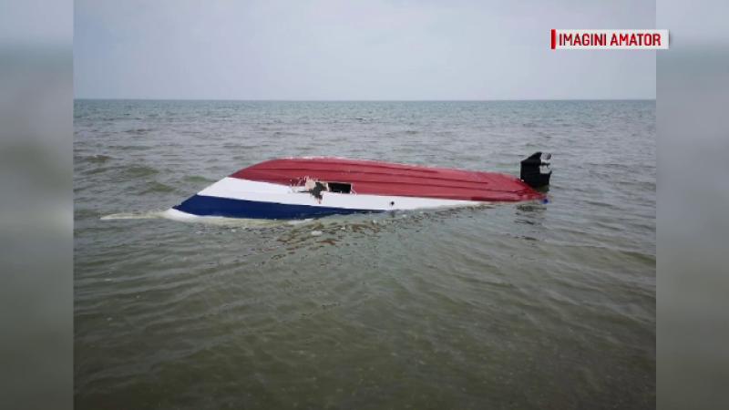Descoperirea colosală făcută de autorități sub o barcă scufundată pe Dunăre