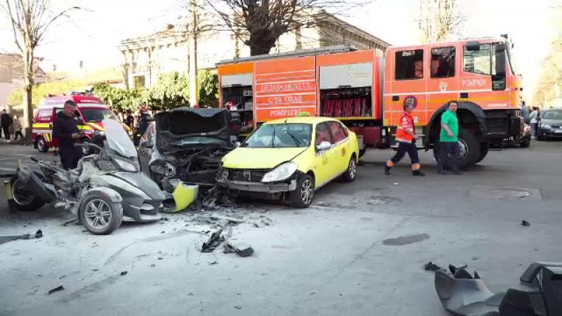 Judecătoarea Curții de Apel Constanța a murit într-un accident de circulație