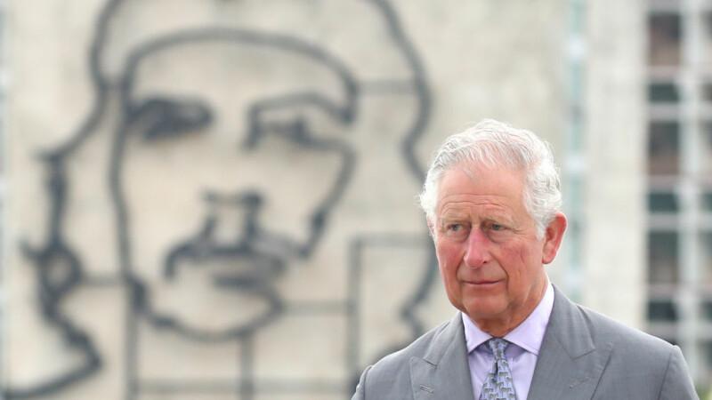 Prințul Charles este primul membru al familiei regale britanice care vizitează Cuba