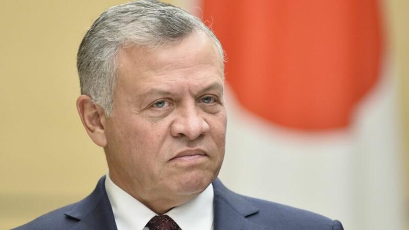 Regele Iordaniei şi-a anulat vizita în România din cauza premierului Dăncilă