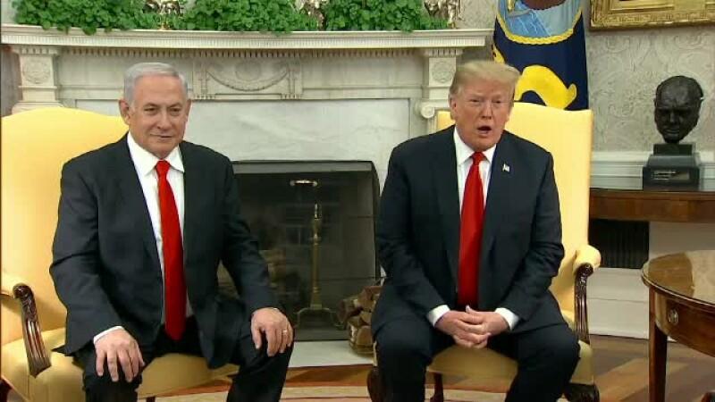 Nota de plată pentru cazul Înălțimilor Golan. Ce ar putea cere Trump de la Netanyahu