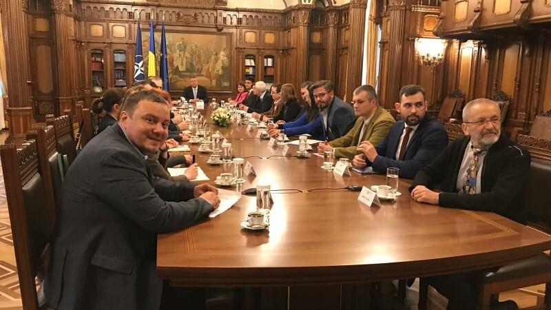 """Reprezentanții societății civile, după consultările de la Cotroceni: """"În mod cert va fi referendum"""""""