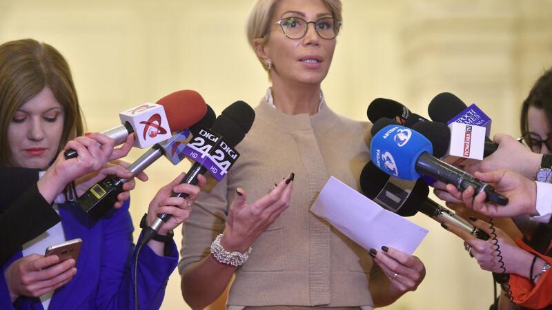 """Turcan: """"Viorica Dăncilă are un tupeu fără margini! Ne facem de râs pe toată planeta"""""""