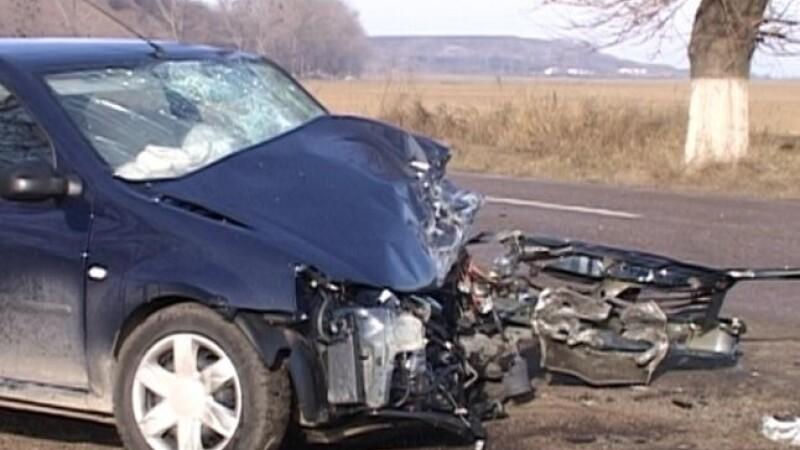 Polițist din Buzău, rănit grav în urma unui accident