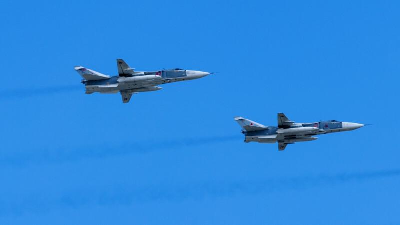 avioane de lupta Suhoi-24